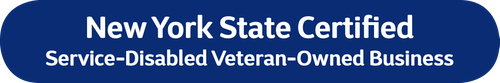 NYS Certified Service Disabled Veteran Owned Business